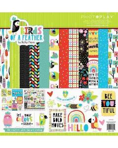 Birds of a Feather Collection Pack - Becky Moore - PhotoPlay