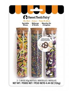 Sweet Tooth Fairy Candy Sprinkles Boo Bash