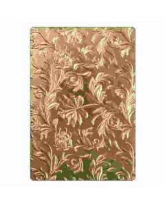 Botanical 3D Embossing Folder