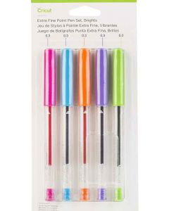 Cricut Bright Fine Point Pen Set