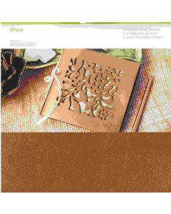 Cricut Maker Bronze Soft Leather