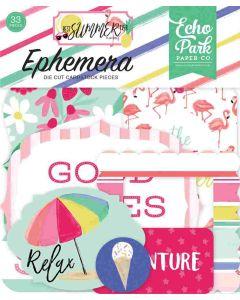 Best Summer Ever Ephemera - Echo Park