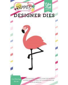 Cool Flamingo Die - Best Summer Ever - Echo Park