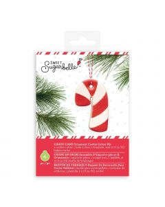 Sweet Sugarbelle Cookie Ornament Candy cane