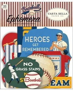 Baseball Ephemera