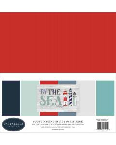 By The Sea Solids Kit - Carta Bella*