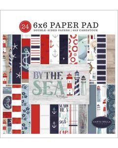 "By The Sea 6"" x 6"" Paper Pad - Carta Bella*"