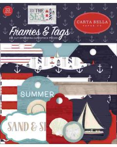 By The Sea Frames & Tags - Carta Bella*