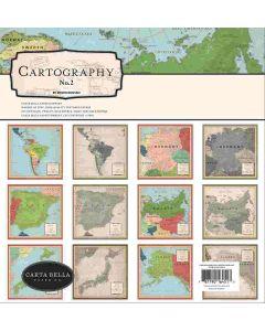 Cartography No.2 Collection Kit - Carta Bella