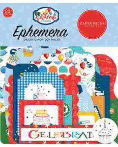 Let's Celebrate Ephemera - Carta Bella*