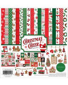 Christmas Cheer Collection Kit - Carta Bella