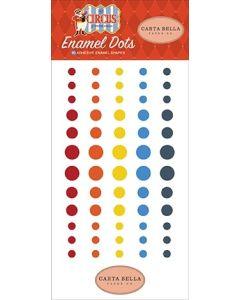 Carta Bella Enamel Dots - Circus