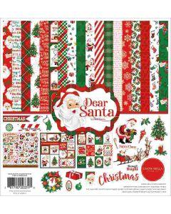 Dear Santa Collection Kit - Carta Bella