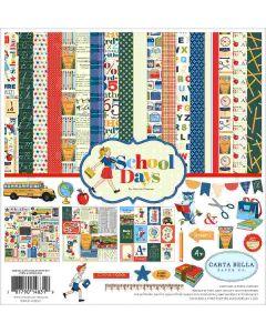 School Days Collection Kit - Carta Bella*