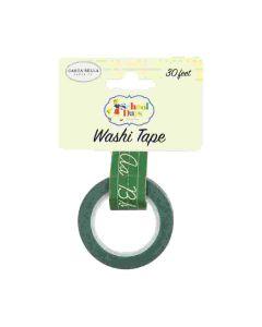 ABC Washi Tape - School Days - Carta Bella*