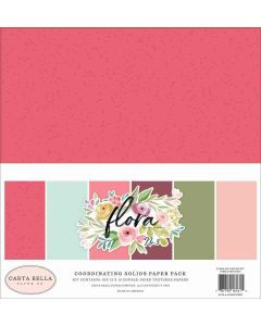 Flora no. 3 Solids Kit - Carta Bella*