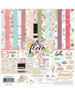 Flora no. 3 Collection Kit - Carta Bella*