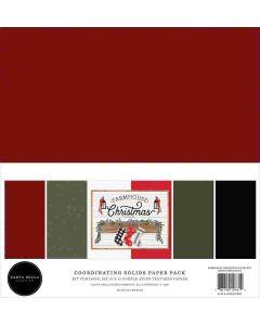 Farmhouse Christmas Solids Kit - Carta Bella