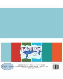 Fish Are Friends Solids Kit - Carta Bella