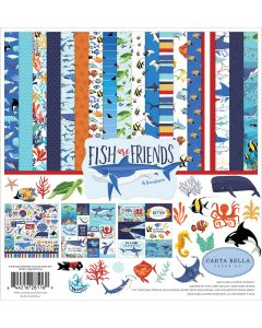 Fish Are Friends Collection Kit - Carta Bella