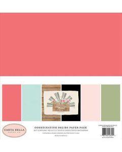 Farmhouse Market Solids Kit - Jen Allyson - Carta Bella*