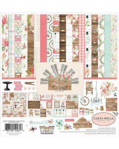 Farmhouse Market Collection Kit - Jen Allyson - Carta Bella*