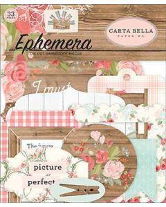Farmhouse Market Ephemera - Jen Allyson - Carta Bella*