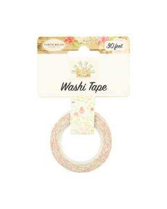 Sweet Blooms Washi Tape - Farmhouse Market - Jen Allyson - Carta Bella*