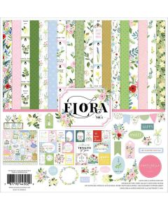 Flora No. 4 Collection Kit - Carta Bella