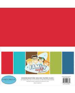 Family Night Solids Kit - Steven Duncan - Carta Bella*
