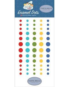 Family Night Enamel Dots - Steven Duncan - Carta Bella*