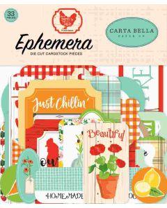 Farm To Table Ephemera - Carta Bella