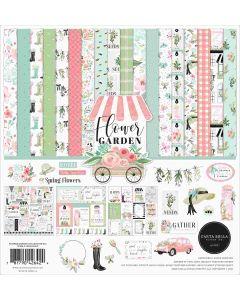 Flower Garden Collection Kit - Carta Bella