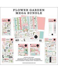Flower Garden Mega Bundle - Carta Bella