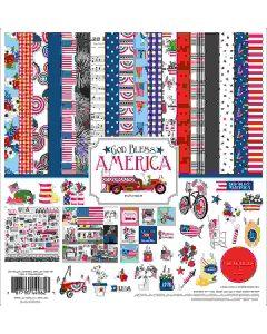 God Bless America Collection Kit - Carta Bella