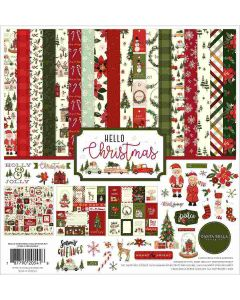 Hello Christmas Collection Kit - Carta Bella