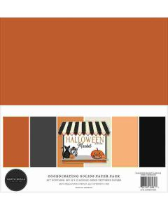 Halloween Market Solids Kit - Carta Bella