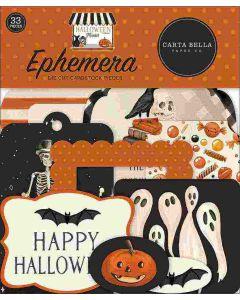 Halloween Market Ephemera - Carta Bella