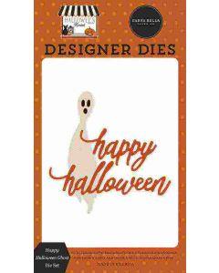 Happy Halloween Dies - Halloween Market - Carta Bella