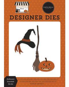 Halloween Essentials Dies - Halloween Market - Carta Bella