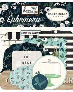 Home Again Ephemera - Carta Bella