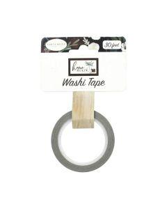 Lovely Woodgrain Washi Tape - Home Again - Carta Bella