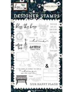 Gather Together Stamp Set - Home Again - Carta Bella