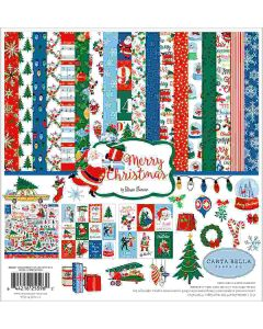 Merry Christmas Collection Kit - Carta Bella