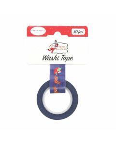 Dash Away Washi Tape - Merry Christmas - Carta Bella