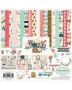 Flower Market Collection Kit
