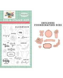 Beauty All Around Die & Stamp Set