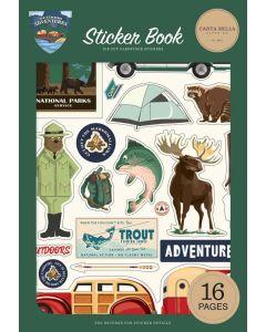 Outdoor Adventures Sticker Book - Carta Bella*