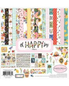Oh Happy Day Collection Kit - Carta Bella*