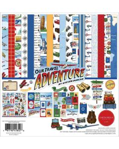 Our Travel Adventure Collection Kit - Carta Bella*